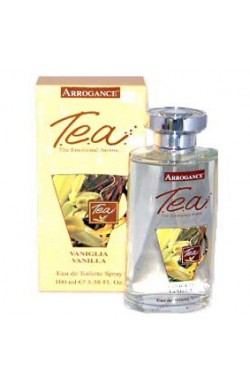 ARROGANCE TEA VANIGLIA EDT 100 ML.