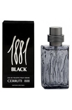 CERRUTI 1881 BLACK EDT 100 ml.