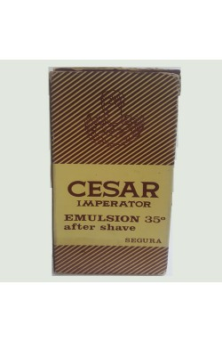 CESAR IMPERATOR AFTHER SHAVE 170 ML. EMULSION AÑOS 80