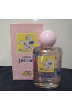 DENENES EDC 200 ML. COLOR ROSA FRASCO ANTIGUO