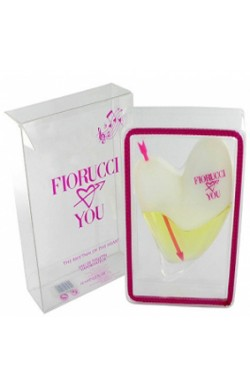 FIORUCCY LOVE YOU EDT 50 ML.