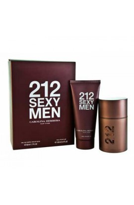 212 SEXI MEN SET EDT 100 ML. + AFTHER SHAVE 100 ML.