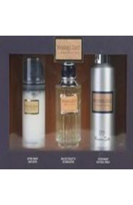 SET MASSIMO DUTTI ABSOLUTE EDT 100 ML.+AFTHER EMULS.100 ML.+DEO 200 ML..