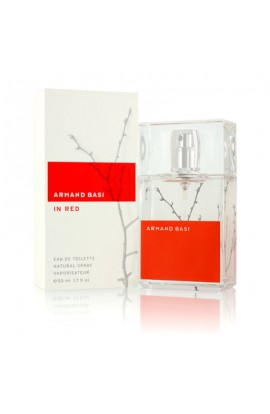 * ARMAND BASSI IN RED EDP 30ML