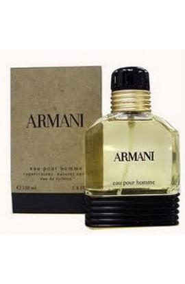 ARMANI POUR HOMME EDT 125 ml.