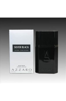 AZZARO SILVER BLACK EDT 100 ml.
