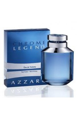 AZZARO CHROME LEGEND EDT 125 ml.