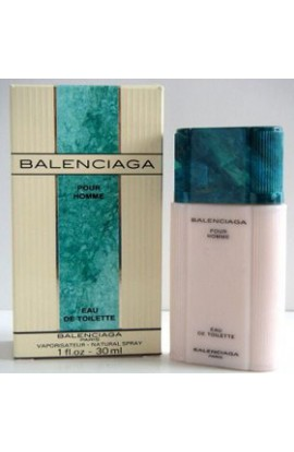 SET BALENCIAGA POUR HOMME EDT 100 ml. AFTHER SHAVE