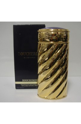 BOUCHERON WOMAN EDP RECARGABLE CON CARCASA DORADA100 ml.