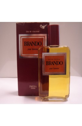 BRANDO POUR HOMME EDT 220 ml.BOTELLA  ANTIGUA CAJA DETERIORADA