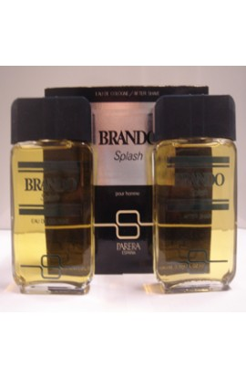 SET BRANDO SPLAS EDT 100 ML.+AFTHER SHAVE 100 ML.