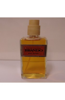 BRANDO POUR HOMME EDT 100 ml.BOTELLA  ANTIGUA SIN CAJA Y SIN TAPON