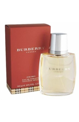 BURBERRY MEN EDT 100 ml.