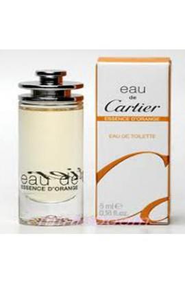 EAU CARTIER ESSENCE D,ORANGE EDT 200 ML.
