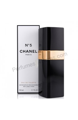 CHANEL Nº 5 EDT 100 ML. RECARGABLE