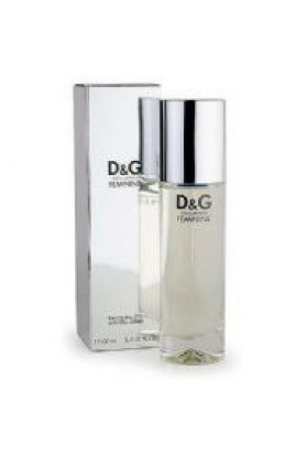 D & G FEMENINE EDT 50 ml.