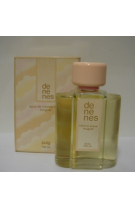 DENENES EDC 100 ML. COLOR ROSA FRASCO ANTIGUO