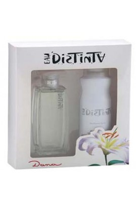 DISTINTA SET EDT 100 ml. + DESODORANTE