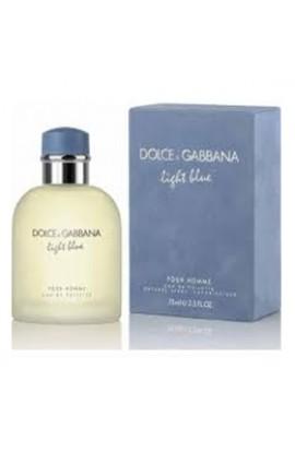 LIGHT BLUE EDT 125 ml.