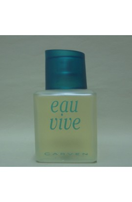 EAU VIVE CARVEN EDT 125 ML.