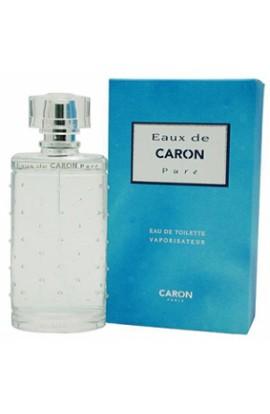 EAUX DE CARON  PURE EDT 100 ml. SIN CAJA SIN TAPON