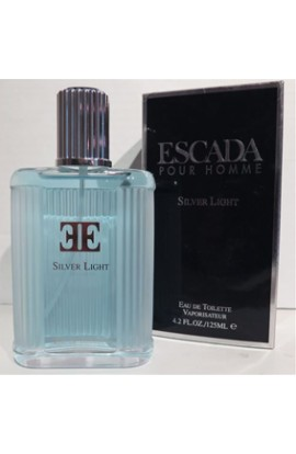 ESCADA POUR HOMME LIGHT SILVER EDT 75 ML.