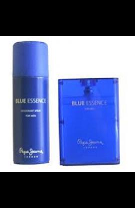 NECESSER BLUE ESSENCE PEPE JEANS EDT 100ML + DESODORANTE 200ML