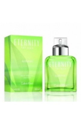 ETERNITY SUMMER MEN 2009 EDT 100 ml.