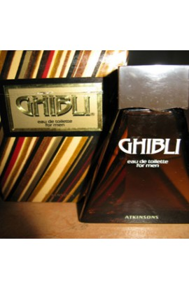 GHIBLI EDT 50 ML. SIN CAJA TAPON DETER.