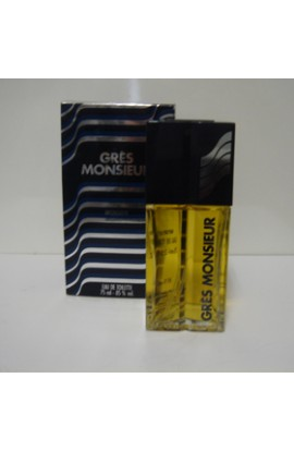 GRES MONSIEUR EDT 75 ML.