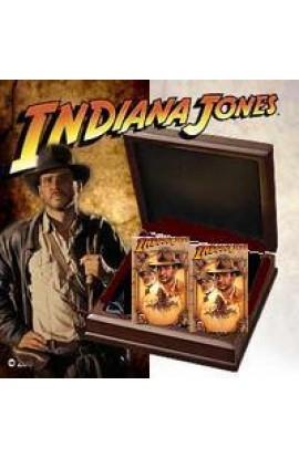 INDIANA JONES SET MADERA ANTIGUO EDT 100 ML +AFTEHER SAVE 100 ML(EDIC.LIMIT.)