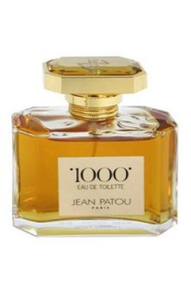 JEAN PATOU  1000 EDT 75 ml. version antes del 2005