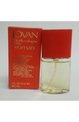 JOVAN MUSK COLOGNE EDT 30 ML.