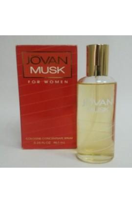 JOVAN MUSK FOR WOMEN EDT 100 ML.