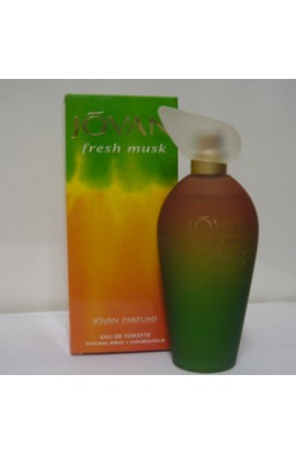 JOVAN MUSK FRESH EDT 50 ml.