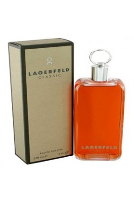LAGERFELD CLASSIC EDT 125 ML. SI TAPON