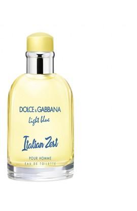 LIGHT BLUE ITALIAN ZEST EDT 125 ml. EDIC.LIMIT.