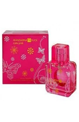 MANDARINA DUCK CUTE PINK EDT 100 ml.