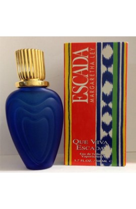 MARGARETA LEY QUE VIVA ESCADA EDT 50 ML.