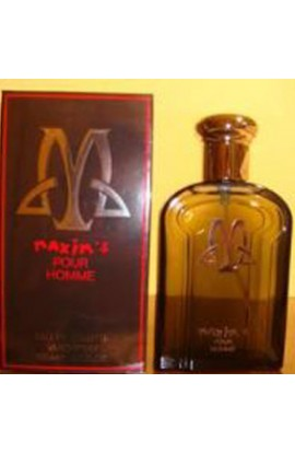 MAXIM,S POR HOMME EDT 100 ML. (FORMATO ANTIGUO)
