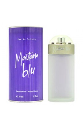 MONTANA BLUE EDT 100 ML.