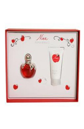 NINA RICCI SET EDT 80 ML.+BODY 100 ML.+MINI