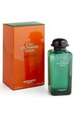 EAU DE ORANGE VERTE EDT 100 ml.