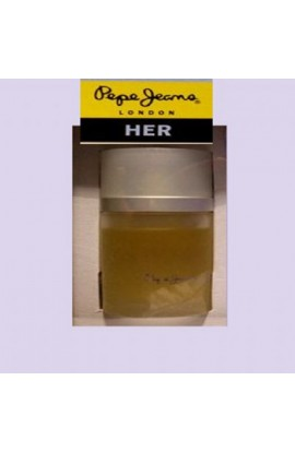 PEPE JEANS HER EDT 100 ml. SIN CAJA