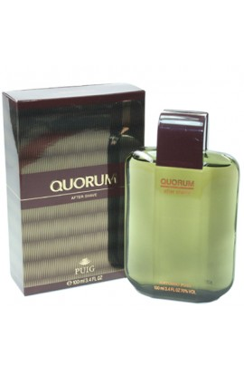 QUORUM AFTHER SHAVE 100 ML.