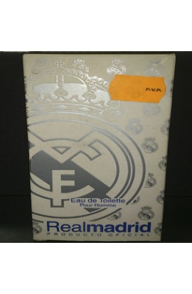 REAL MADRID  EDT 100 ML. ANTIGUA