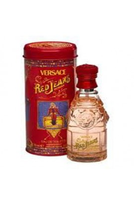 VERSACE RED JEAN EDT 75 ML.
