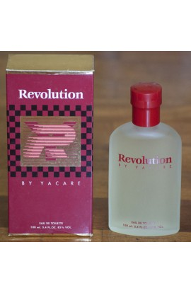 REVOLUTION BY YACARE EDT 50 ML.