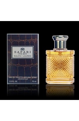 SAFARI MEN EDT 125 ml.