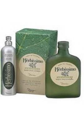 SET HERBISSIMO ENEBRO EDT 300 ml. +DEO+TOALLA